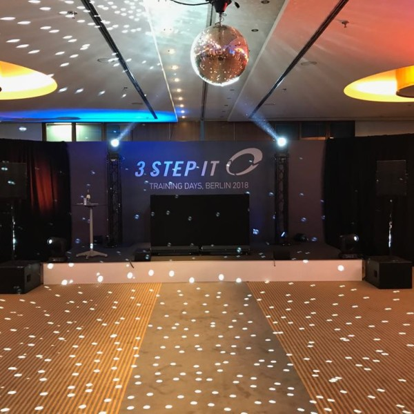 Corporate DJ Event Berlin